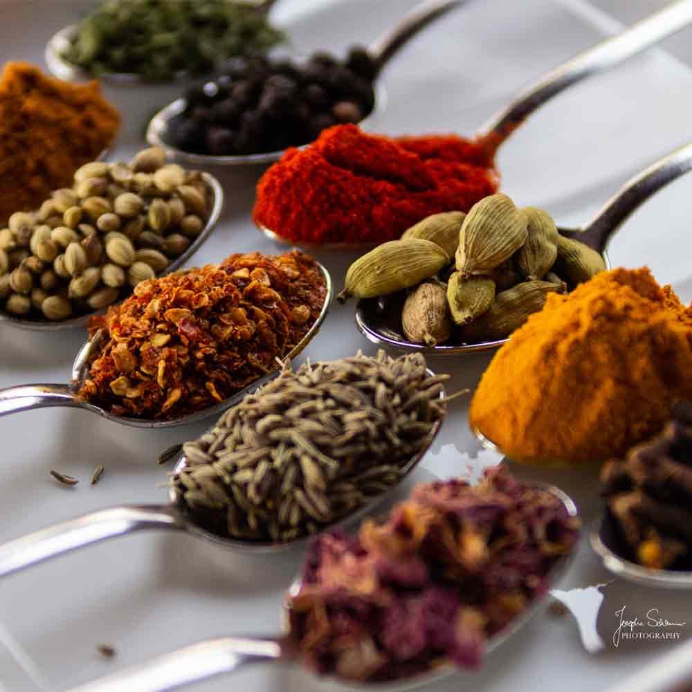 Amrit Berlin indisches Restaurant Gewürze