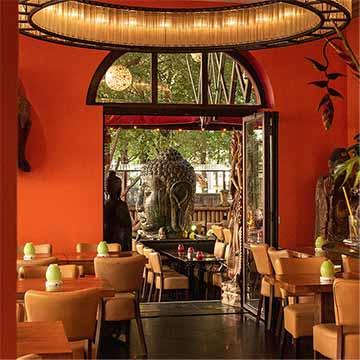 Amrit Berlin indisches Restaurant Kreuzberg