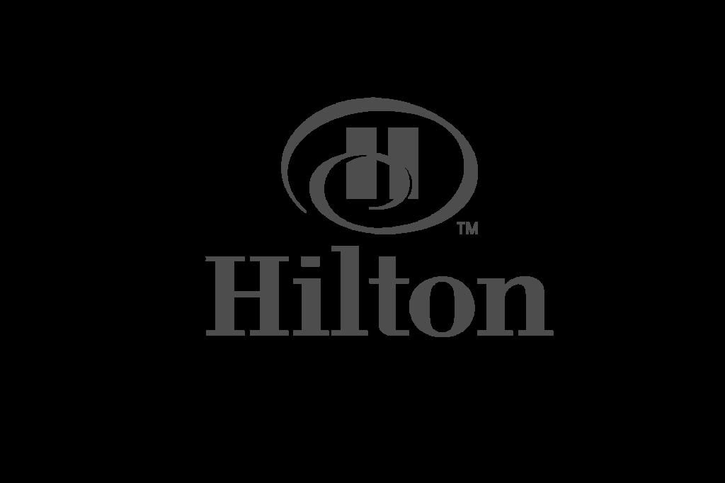 Hilton Logo Referenzen Firmen