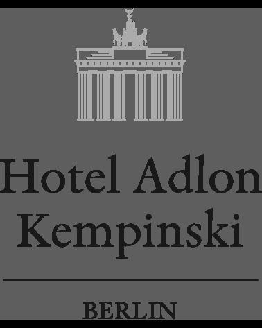 Hotel Adlon Logo Referenzen Firmen