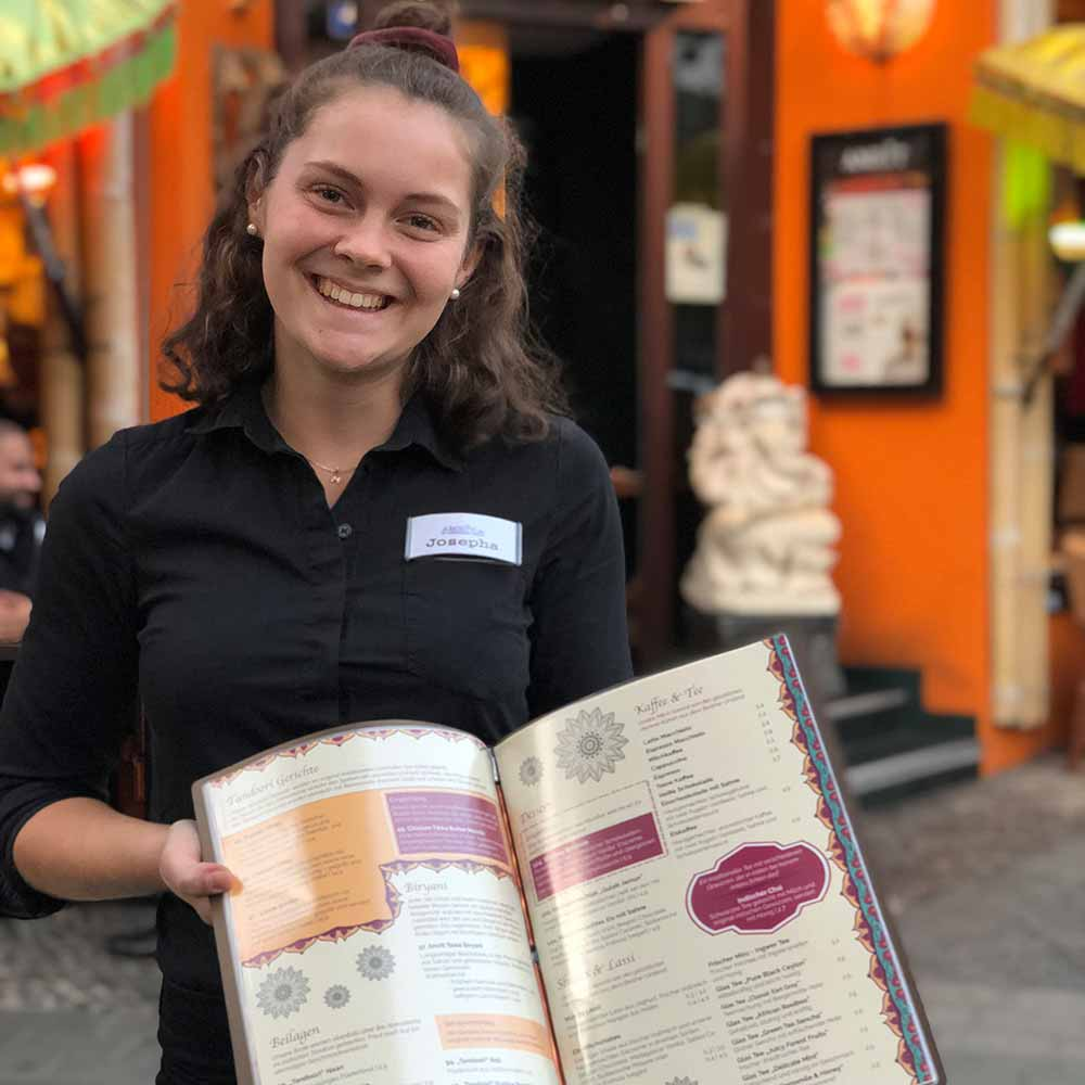 Amrit Berlin Jobs Stellenauschreibung Marketing
