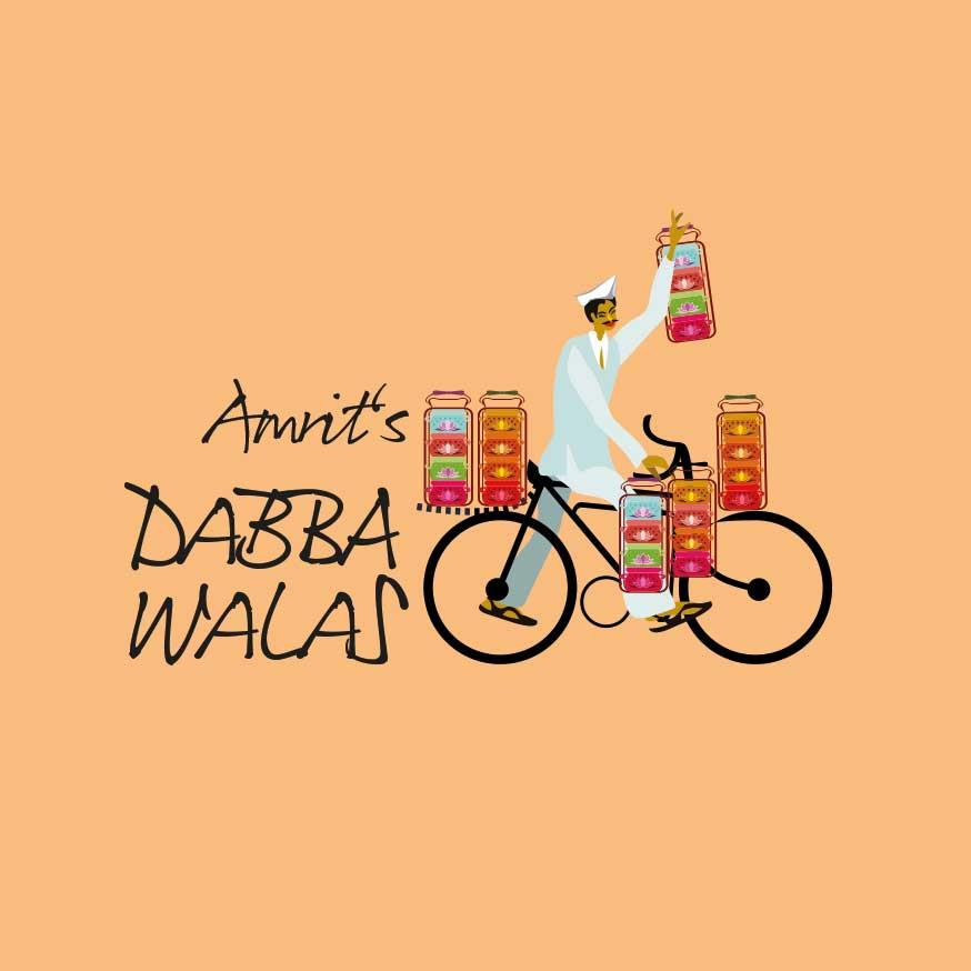 Amrit Dabbawalas logo